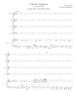 A Winter Symphony