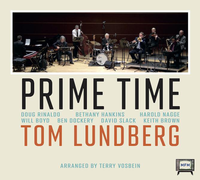 Prime Time CD Cover